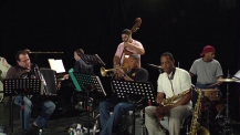 Padam…Padam (rehearsal) - Wynton Marsalis Quintet with Richard Galliano