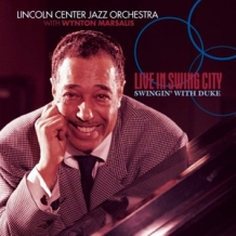 Live In Swing City - Swingin' with Duke