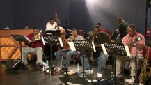 Loose Duck (rehearsal) - Wynton Marsalis Septet at Jazz in Marciac 2007