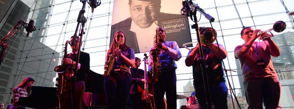 Jazz at Lincoln Center announces 15 Finalists for the 2015 Essentially Ellington Competition