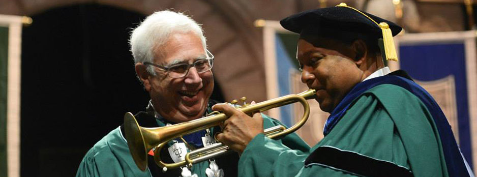 Wynton's Keynote Address at Tulane University's Commencement 2014