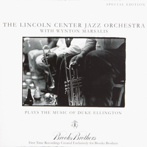 Lincoln Center Jazz Orchestra with Wynton Marsalis plays the music of Duke Ellington