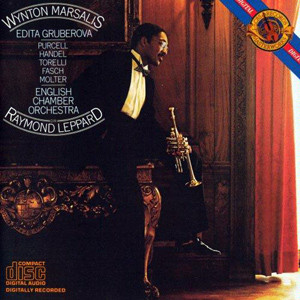 Wynton Marsalis Plays Handel, Purcell, Torelli, Fasch, and Molter