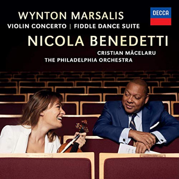 Wynton Marsalis: Violin Concerto; Fiddle Dance Suite