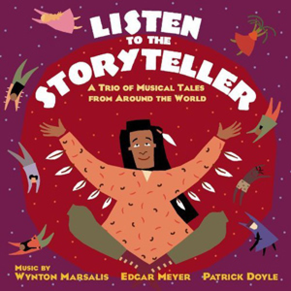 Listen to the Storytellers: A Trio of Musical Tales From Around The World