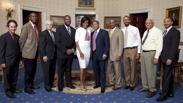 Jazz Studio at the White House