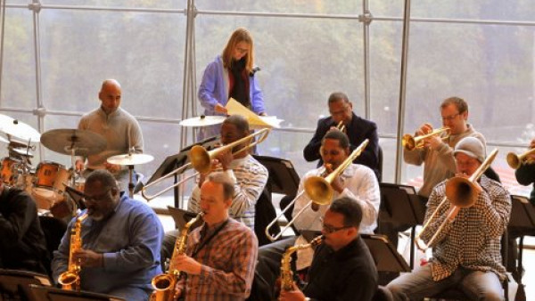 The Music of Billy Strayhorn (Rehearsal) - JLCO with Wynton Marsalis in New York