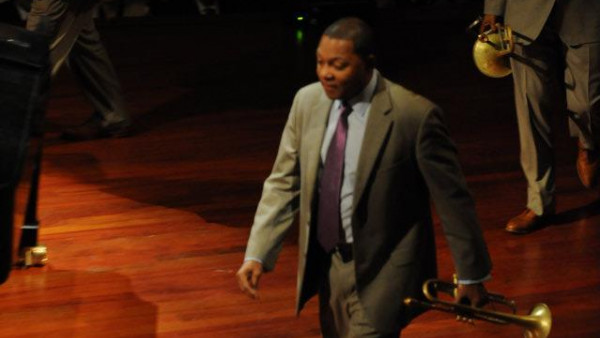 JLCO with Wynton Marsalis performing in Carmel, IN