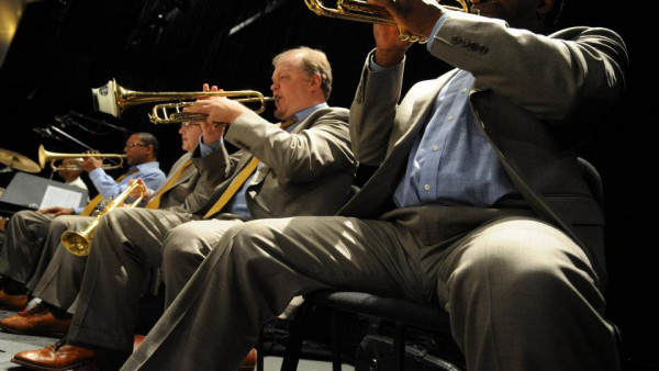 JLCO with Wynton Marsalis performing in Louisville, KY and Columbia, MO