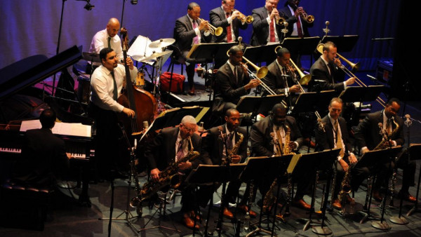 JLCO with Wynton Marsalis performing Columbia, MO and Broken Arrow, OK