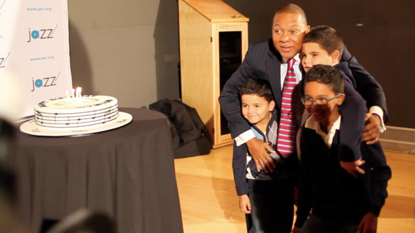 Wynton at 50 - Concert and Backstage Party