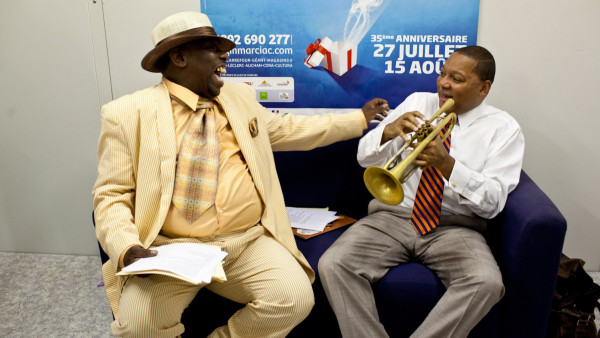 Wynton Marsalis Quintet with Lucky Peterson - Concert for Jazz in Marciac 2012