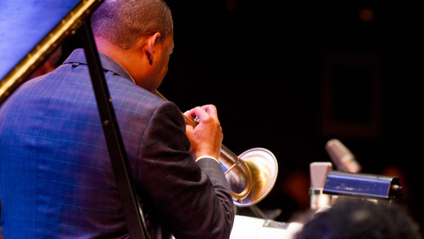 Wynton Marsalis Septet at Dizzy's Club Coca-Cola (day 6)