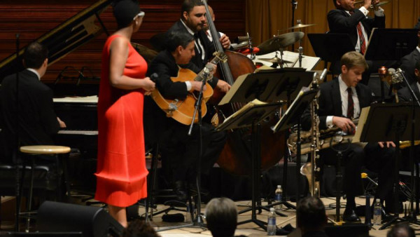 JLCO with Wynton Marsalis and Cecile McLorin Salvant in Iowa City, Saginaw and Toronto