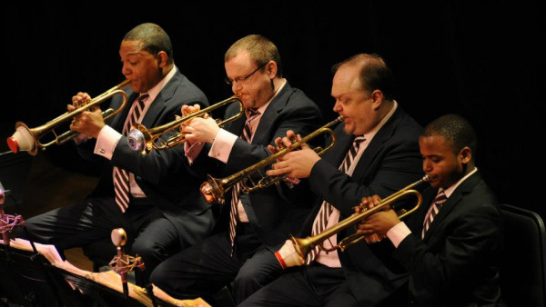 Wynton Marsalis with JLCO performing in Washington, DC and Toronto