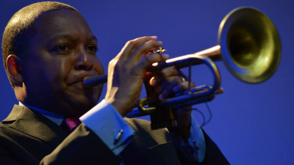 JLCO with Wynton Marsalis performing in Akron, OH and Detroit, MI
