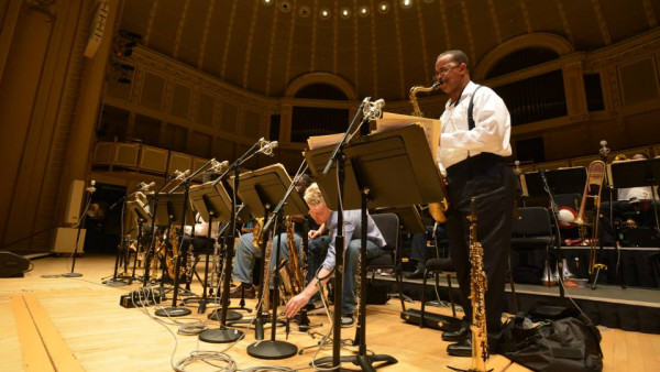 JLCO with Wynton Marsalis performing in Chicago, Grand Rapids and Elkhart