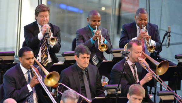 Swinging with the Big Bands - Concert