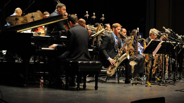 JLCO with Wynton Marsalis performing in Morristown, NJ - Philadelphia, PA - Charlottesville, VA