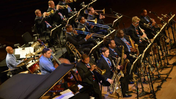 JLCO with Wynton Marsalis performing in Portsmouth NH, Montreal and Ottawa