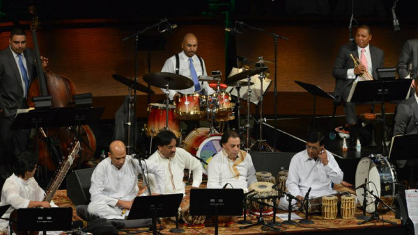 "Music From Pakistan - JLCO with Wynton Marsalis and the ""Sachal Jazz Ensemble"""