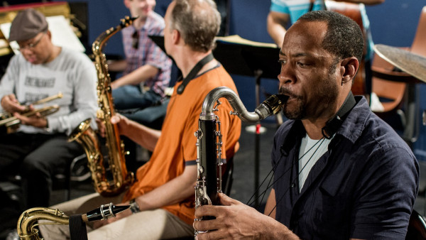 Wynton Marsalis Septet in rehearsal at Jazz in Marciac 2014