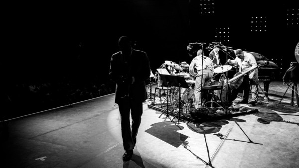 Wynton Marsalis Septet performing at Jazz in Marciac 2014