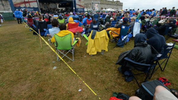 JLCO with Wynton Marsalis at Newport Jazz Festival 2014
