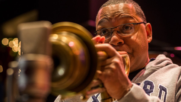 New Year's Eve 2014 at Dizzy's Club - Wynton Marsalis Quintet with Jared Grimes and Kate Davis