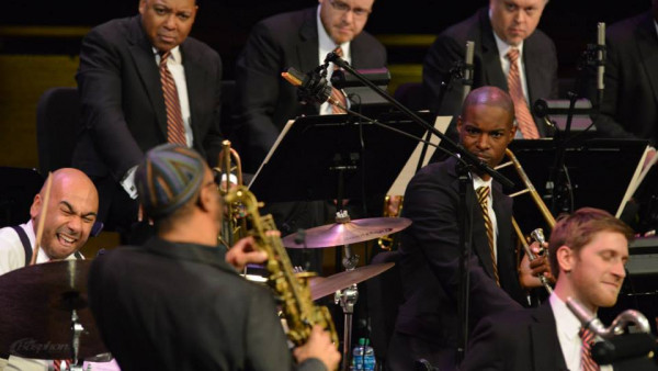 JLCO with Wynton Marsalis play the Music of Mulgrew Miller and Kenny Garrett