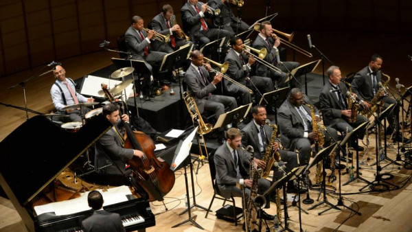 JLCO with Wynton Marsalis performing in Portland and Vancouver