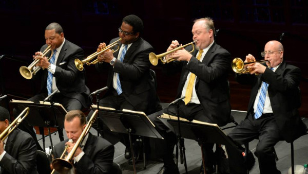 JLCO with Wynton Marsalis in Nashville, TN and Charlotte, NC