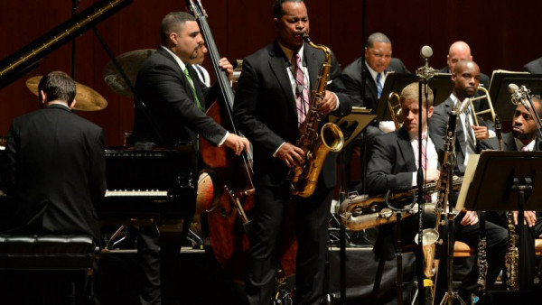 JLCO with Wynton Marsalis in Lincoln NE, Champaign IL, Notre Dame IN