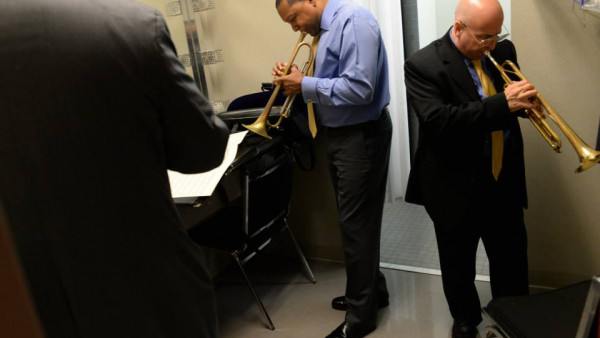 JLCO with Wynton Marsalis in Lawrence, KS and Manhattan, KS