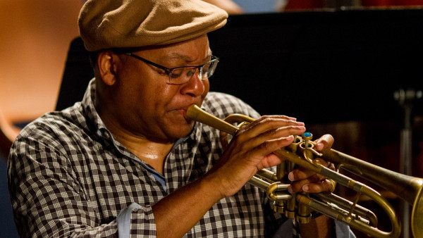 Wynton Marsalis Septet in rehearsal for Jazz in Marciac 2015