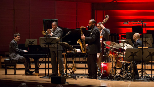 Blues Symphony and Quintet performance at Strathmore Music Center