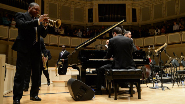 JLCO with Wynton Marsalis in Toronto, Chicago and Ann Arbor