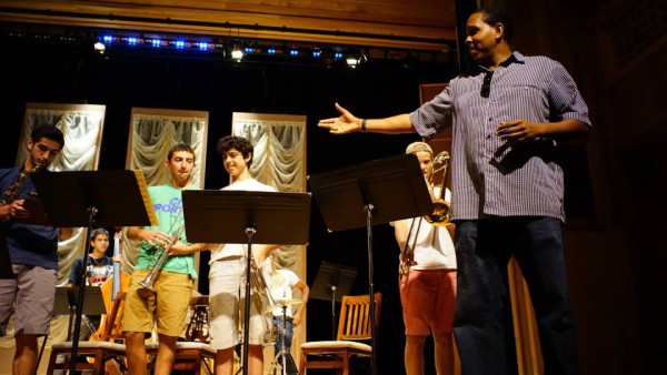 Jazz at Lincoln Center's Summer Jazz Academy at Castleton Festival