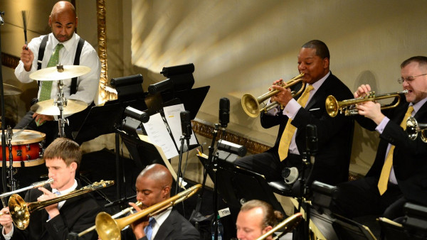 The music of Thelonious Monk: JLCO with Wynton Marsalis at Town Hall, New York City