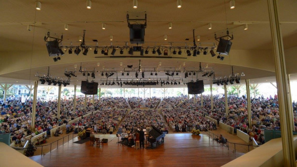 America's Music with Wynton Marsalis and Jazz at Lincoln Center at Chautauqua Institution