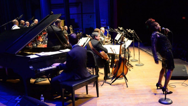 JLCO with Wynton Marsalis in Granville, OH; Huntington, WV