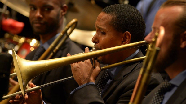 JLCO with Wynton Marsalis performing in Santa Barbara, Las Vegas and San Diego