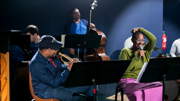 Wynton Marsalis Quintet in rehearsal for Jazz in Marciac 2017
