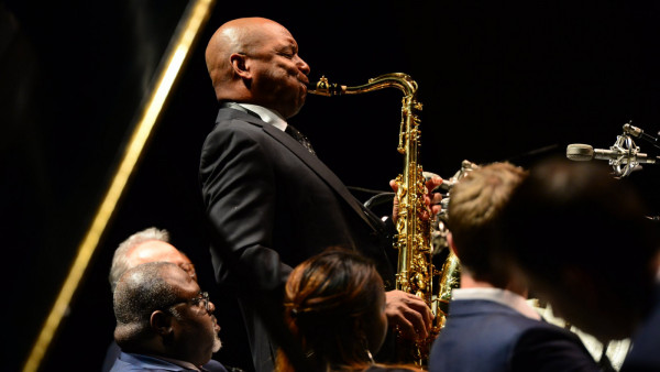 JLCO with Wynton Marsalis performing in Newberry, SC; Atlanta, GA; Chapel Hill, NC; Lynchburg, VA