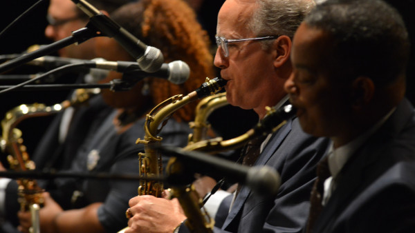 JLCO with Wynton Marsalis performing in Vienna, VA