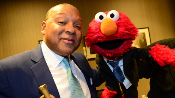 Joe Fiedler's Open Sesame with special guests Elmo and Wynton Marsalis
