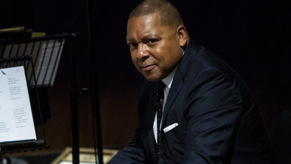 The JLCO with Wynton Marsalis performing at QPAC in Brisbane (day 3)