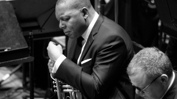 The JLCO with Wynton Marsalis performing with Melbourne Symphony Orchestra in Melbourne (day 3)