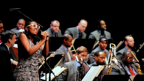 JLCO with Wynton Marsalis featuring Cécile McLorin Salvant
