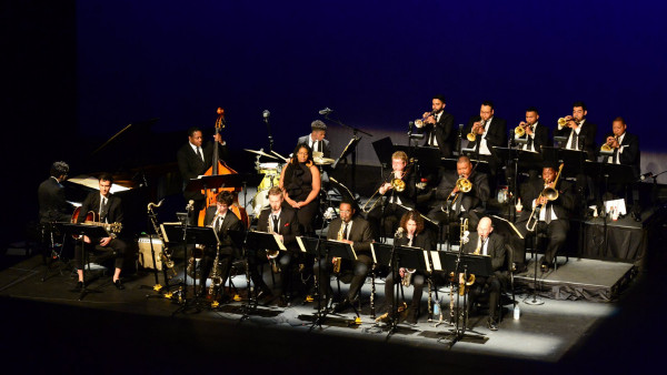 The Future of Jazz Orchestra with Wynton Marsalis